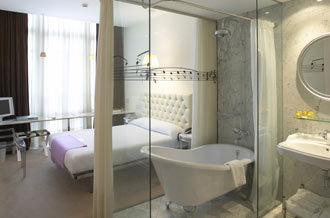 El Hotel Libretto, un paraíso con sólo 15 habitaciones en Oviedo
