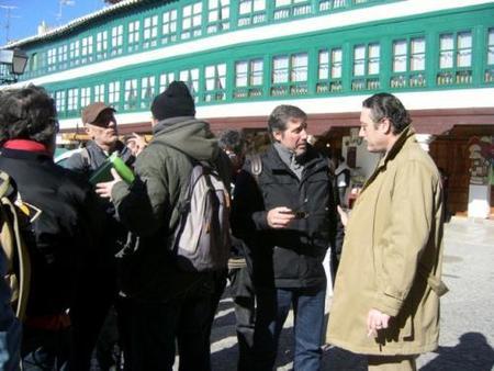 Emilio Aragón dirige 'Pájaros de papel'