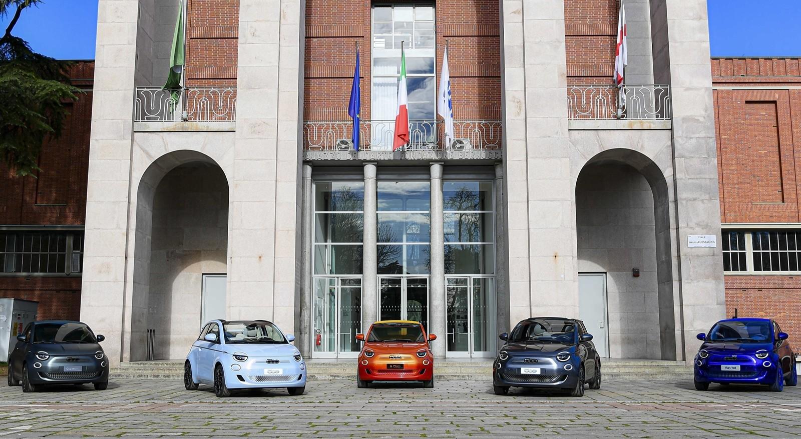 Foto de Fiat 500e (1/25)