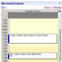 Microsoft Outlook Gadget para iGoogle