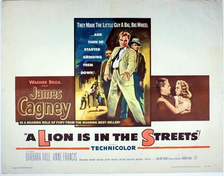 Añorando estrenos: 'Un león en las calles' de Raoul Walsh