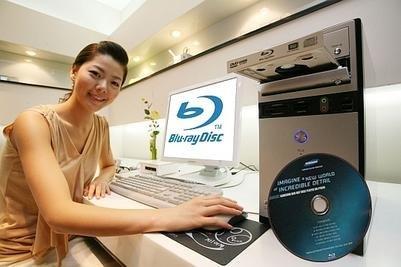 Samsung MV55, uno de los primeros sobremesa con BD