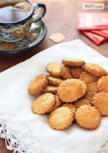 Paseo por la gastronomía de la red: recetas de galletas dulces