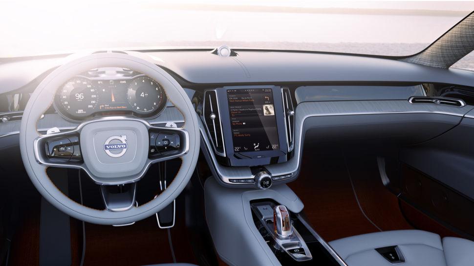 Foto de Volvo Concept Estate (9/9)