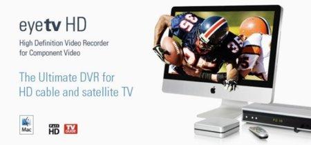 Nuevo EyeTV HD, sintonizador de televisión de elgato con grabación dual