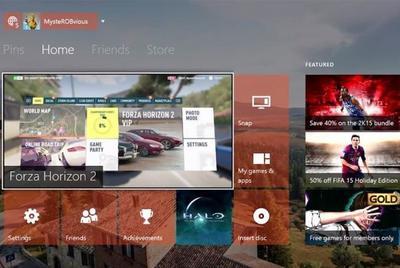 Microsoft tiene lista la actualización del Xbox One para febrero: Live TV trending en México, Game hubs y más