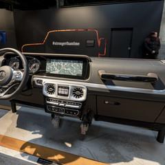 Foto 4 de 16 de la galería mercedes-benz-clase-g-2018-interior en Motorpasión