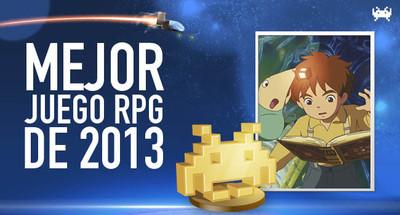 Mejor juego RPG de 2013 según los lectores de VidaExtra: Ni no Kuni: La ira de la Bruja Blanca