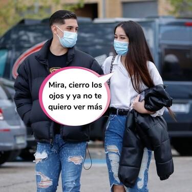 Julia Janeiro Campanario y su novio, ¿a un pasito de la ruptura?: esta parece ser la pista definitiva