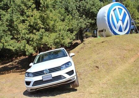 Volkswagen Touareg 2015: Precios, versiones y equipamiento en México
