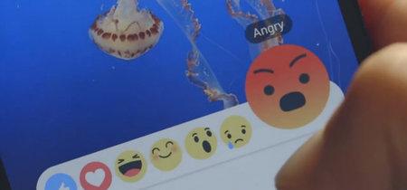 Facebook prueba llevar sus reacciones a Messenger, y esta vez sí habrá un