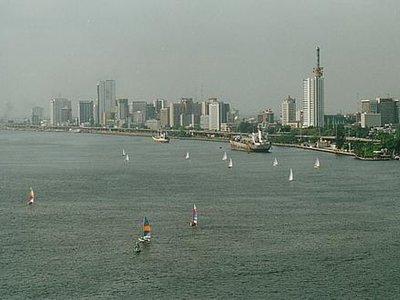 Lagos, una megalópolis orgánica que recuerda a Blade Runner