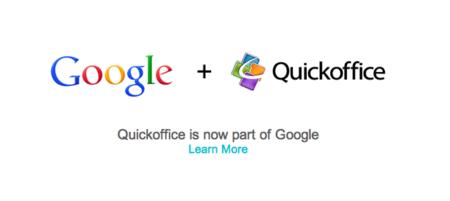 Google compra la suite ofimática móvil QuickOffice