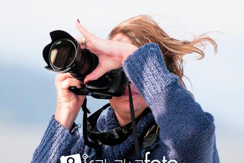 Los tipos de ángulos en las fotografías