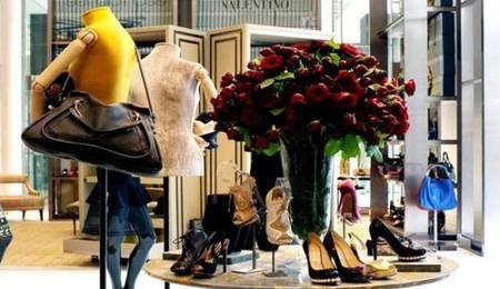 Christian Louboutin inauguró The Shoe Library de Lane Crawford, el sueño de los amantes de los zapatos