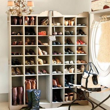 Siete ideas para organizar el calzado y localizarlo en tiempo récord