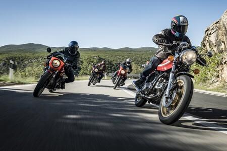 Los Bridgestone Battlax BT46 son neumáticos con tecnología del siglo XXI para motos del siglo XX, y conservando la estética oldie