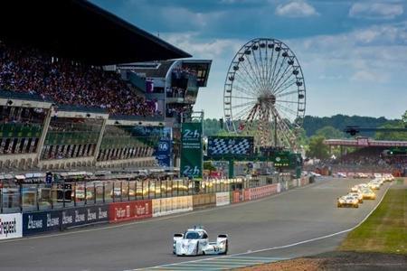 24 Horas de Le Mans 2014: Nissan y la primera vuelta a Le Sarthe en modo eléctrico