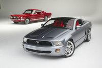 Barrett-Jackson subastará los dos prototipos del Ford Mustang GT