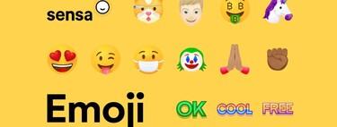 Sensa Emoji es un perfecto pack de emojis gratuito, open source y en vector para utilizar en tus proyectos