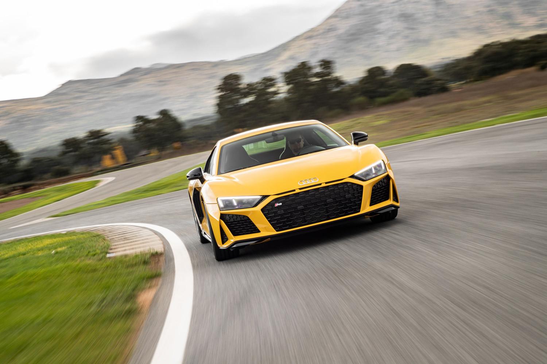 Foto de Audi R8 2019, toma de contacto (13/188)