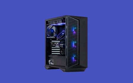 Este PC gaming con RTX 3070 puede con lo que le echen, y ahora cuesta 300 euros menos en MediaMarkt