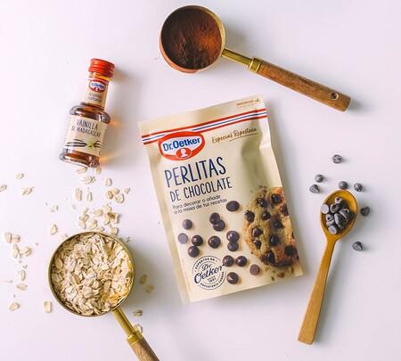 Perlitas De Chocolate Y Aroma Vainilla