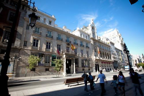 La Real Academia de Bellas Artes de San Fernando en Madrid abre su sala permanente de fotografía