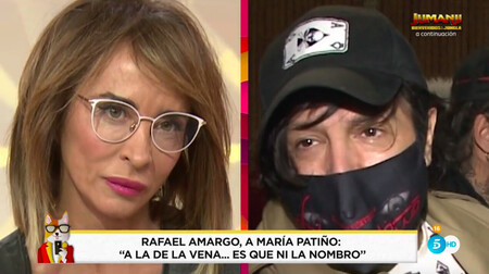 María Patiño Rafael Amargo