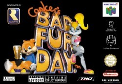 Conker Bad Fur Day