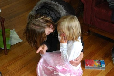 Gritar a los niños daña su autoestima