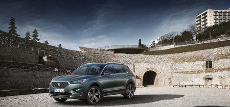 SEAT Tarraco, dale la bienvenida al coche más grande, refinado y tecnológico de la marca