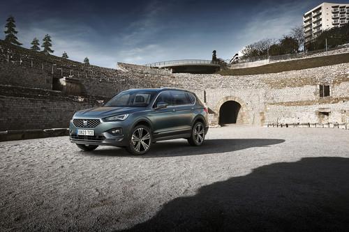 El SEAT Tarraco es el máximo exponente del SUV español: 7 plazas y mucha tecnología