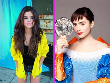 Las ex de Taylor Lautner se compinchan: ¿qué tramarán Selena y Lily?
