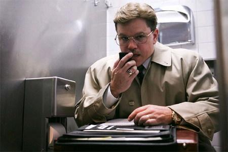 Matt Damon en 'The Informant' de Steven Soderbergh