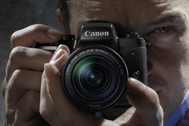 Canon se coloca líder del mercado japonés de cámaras sin espejo (ojo, gracias a sus modelos de entrada)