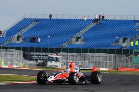 Fórmula Renault 3.5 Silverstone 2011: Robert Wickens completa un fin de semana perfecto con una nueva victoria