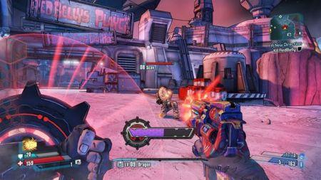 Hay que reconocer que este tráiler del Borderlands de PS4 y Xbox One es muy guapo
