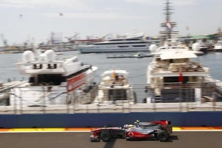 Valencia quiere romper su acuerdo con la Fórmula 1