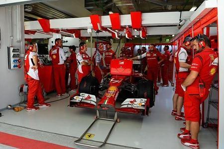 Ferrari llevará mejoras a Austin con un ojo puesto en 2015