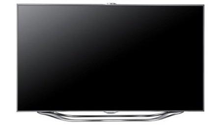 Habla, sonríe y muévete delante de la tele de Samsung