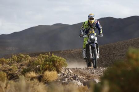Pedrero Etapa4 Dakar2016