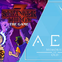 Descarga gratis AER: Memories of Old y Stranger Things 3: The Game en la Epic Games Store y te los quedas para siempre