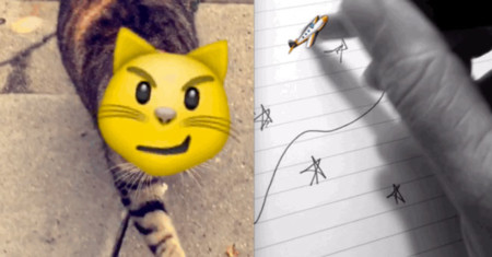 Emoticonos en movimiento sobre tus vídeos con toques de realidad aumentada, lo último de Snapchat