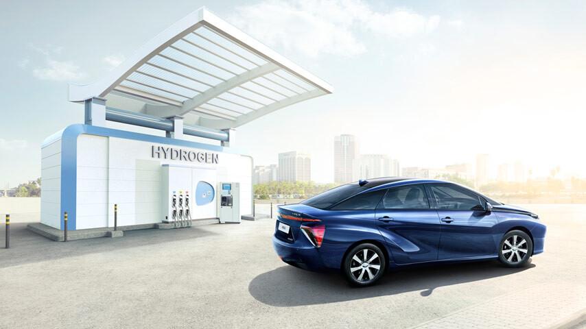 Para que el hidrógeno llegue a los coches eléctricos, la industria pesada deberá abrazar la pila de combustible