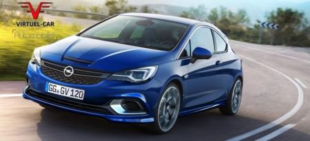 El futuro Opel Astra OPC montará un 1.6 turbo