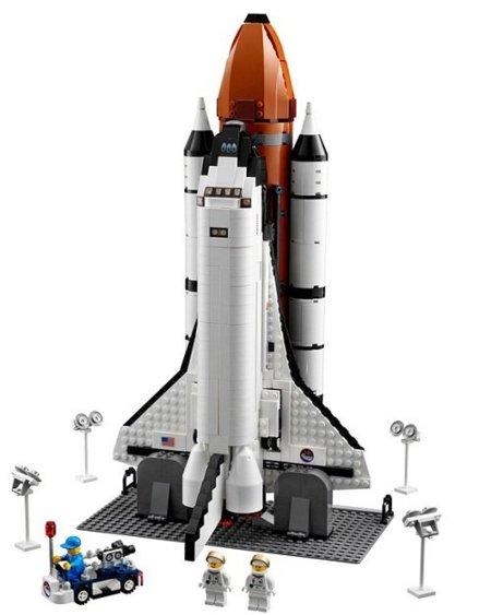LEGO Shuttle Adventure, preparados para el lanzamiento espacial