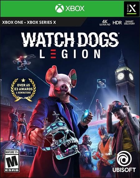Watch Dogs: Legion en oferta en Amazon México para Xbox One y PlayStation 4