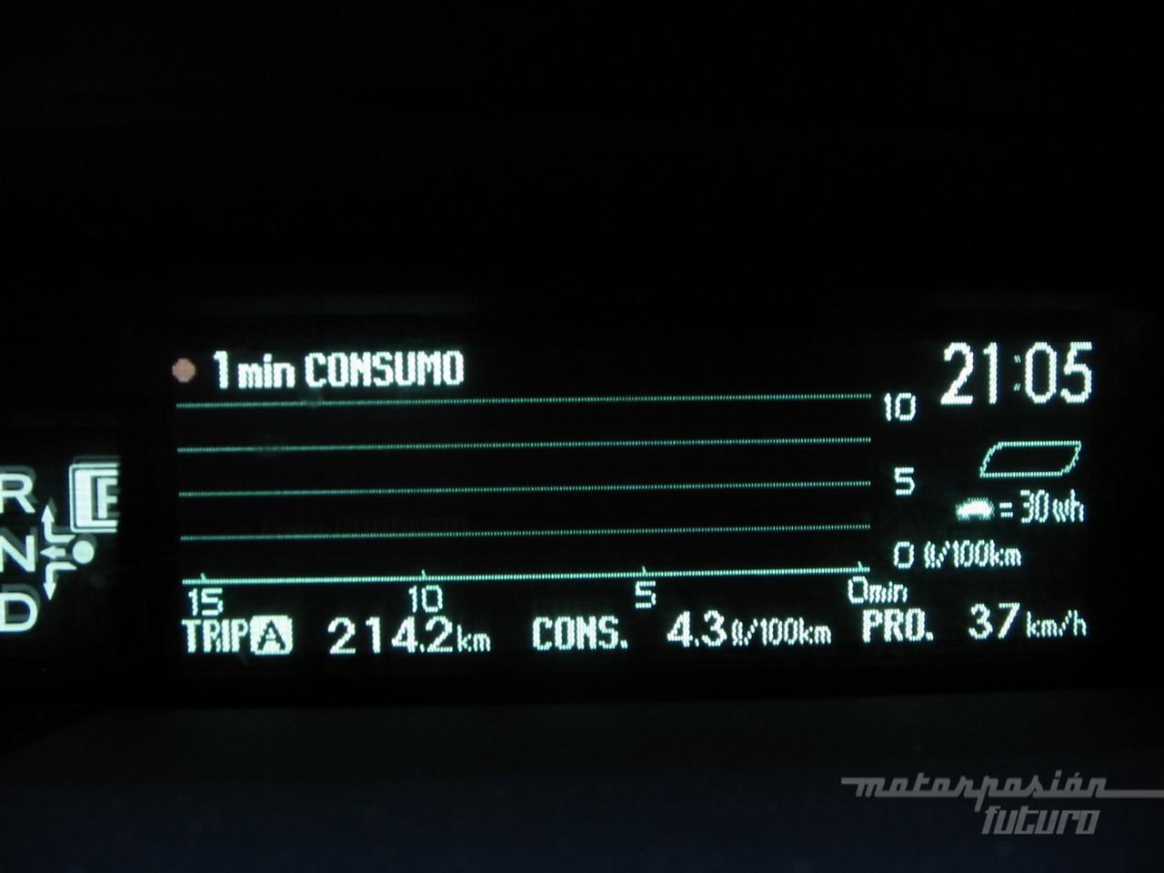 Foto de Toyota Prius (30/44)