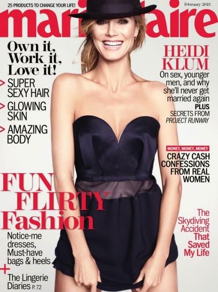 Heidi Klum, ¡dime qué comes para estar tan redivina!
